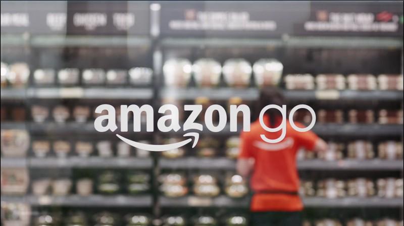 亚马逊推出的Amazon go无人超市