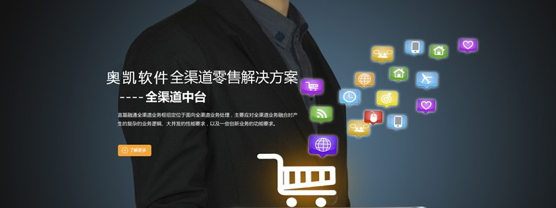 奥凯零售软件——灵活稳定的POS解决方案