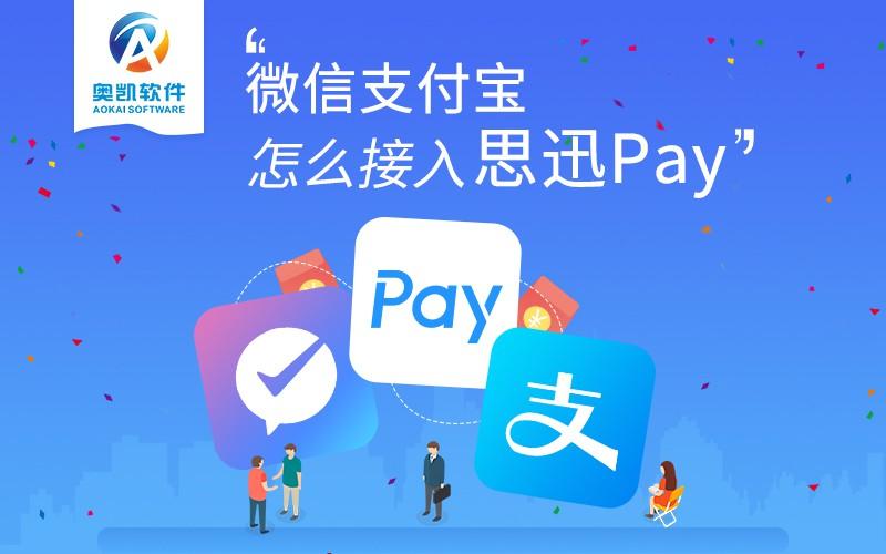 支付宝怎么接入思迅Pay,思迅pay,奥凯软件