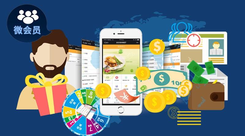 微会员营销软件,微信会员营销软件,手机会员营销系统