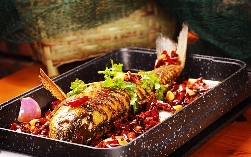 小江纸上烤鱼